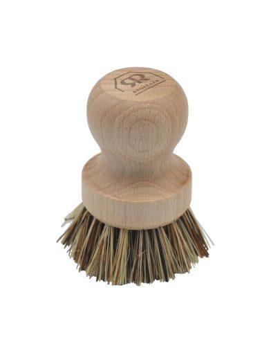 Cepillo para limpiar cazuelas