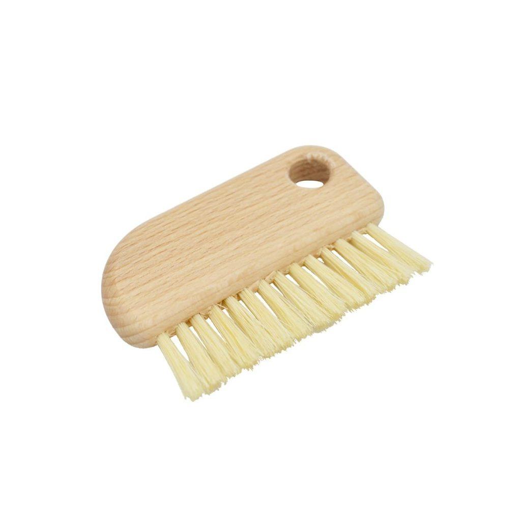 Cepillo limpia cepillos