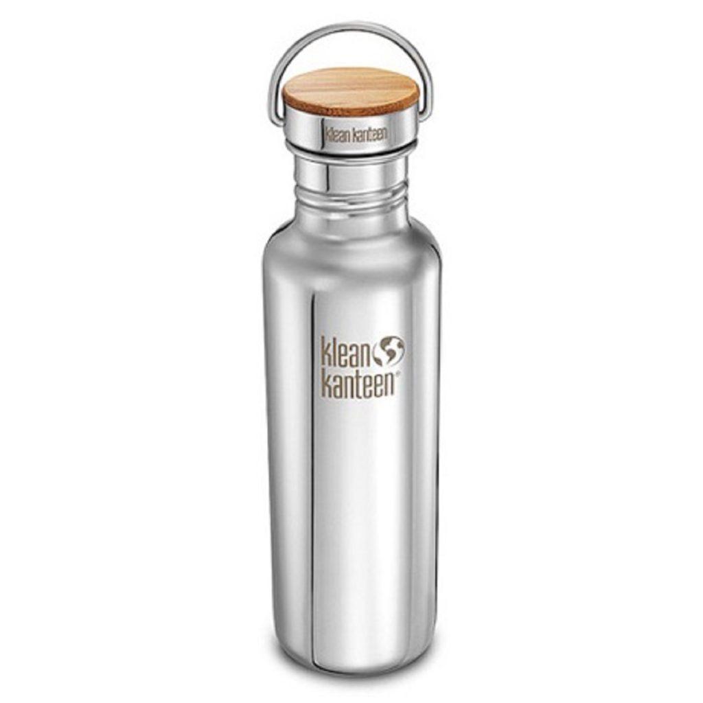 Botella Klean Kanteen 800ml 28oz Reflect pulido