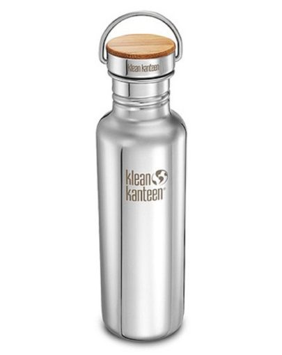 Botella Klean Kanteen 800ml 28oz Reflect pulido