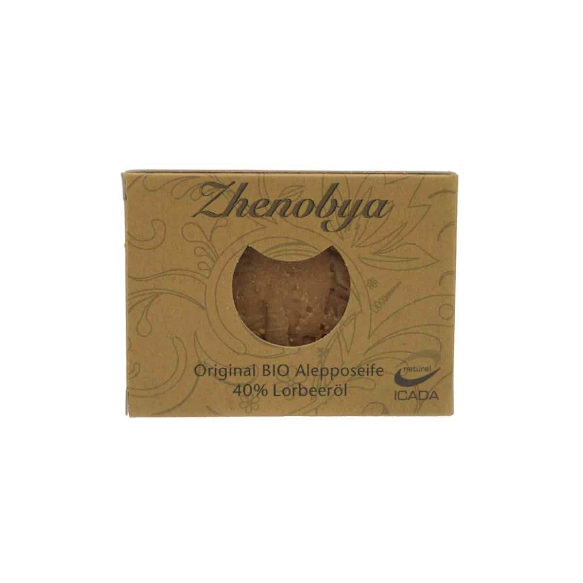 Jabón de alepo pieles sensibles 40% 170g