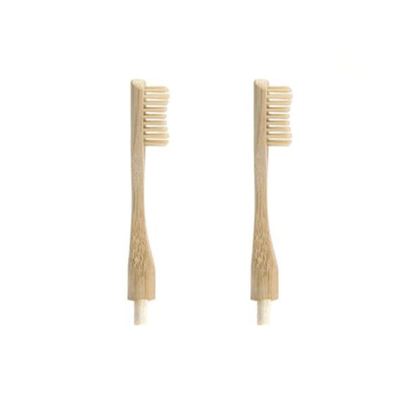 Pack de 2 recambios de cepillo de dientes