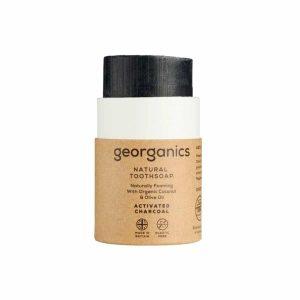 Pasta de dientes de carbón activo georganics