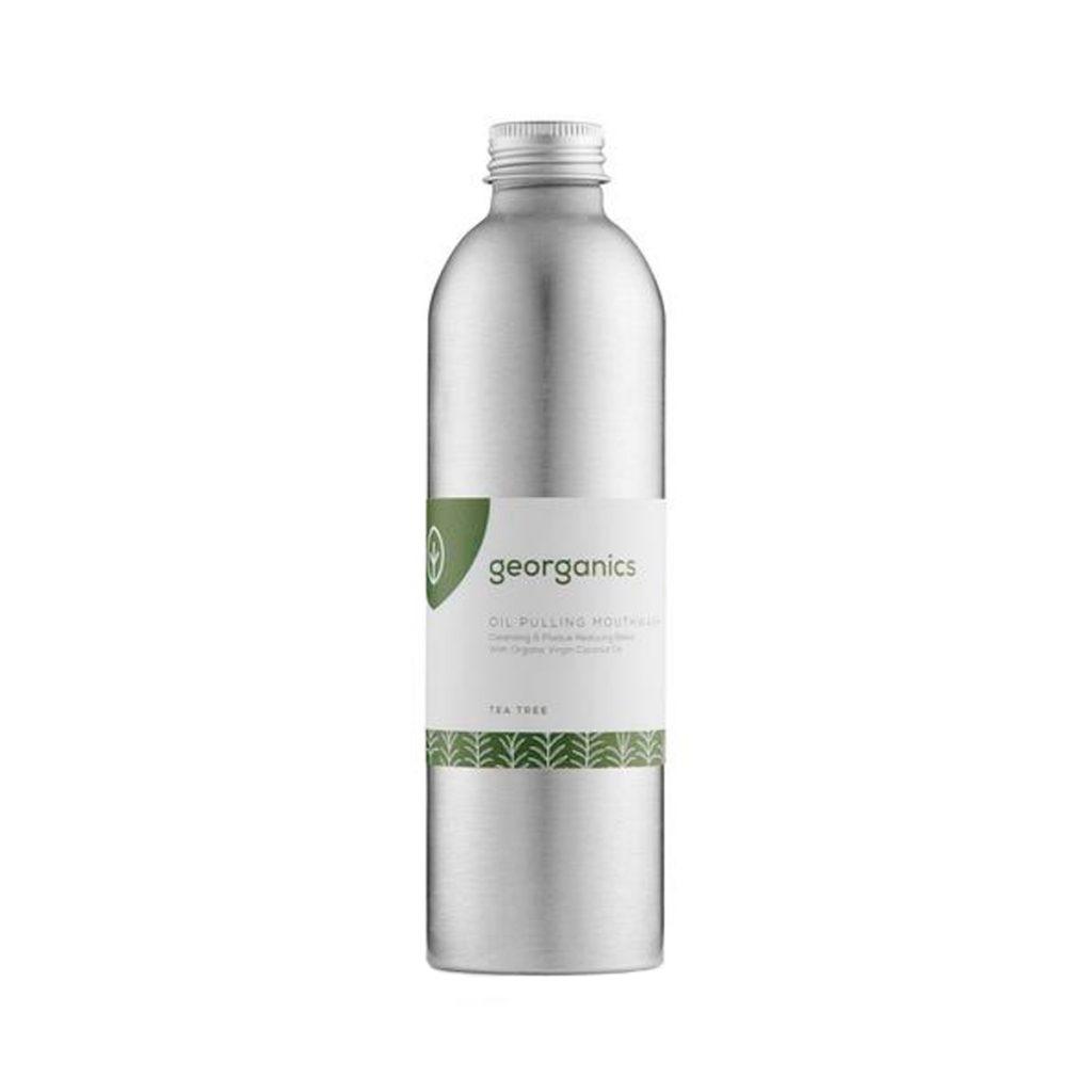 «Oil Pulling» de Aceite de Coco – Arbol de Te 300ml – Cero Residuo