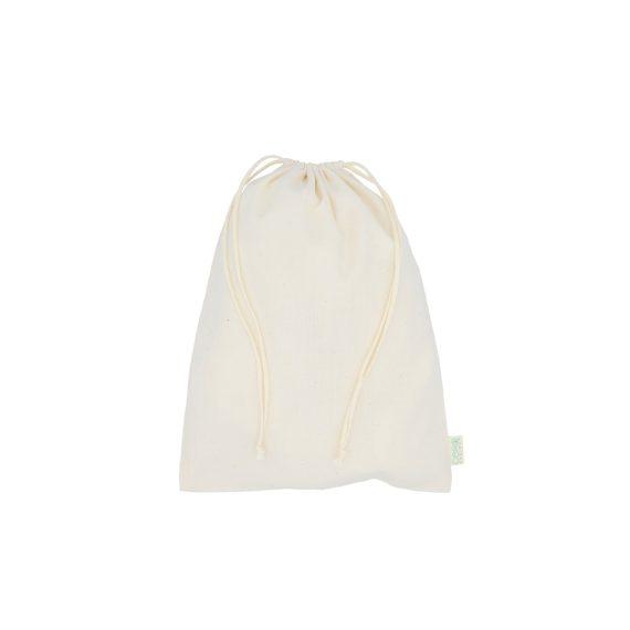 Bolsa de algodón pequeña ecológica
