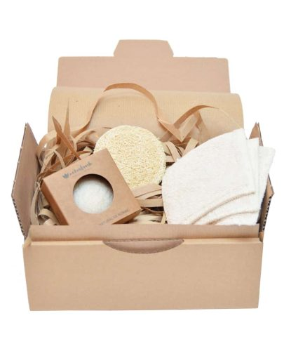 Kit higiene facial Zero Waste