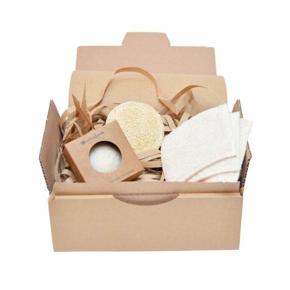 Kit higiene facial Zero Waste