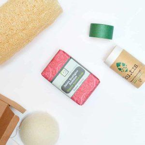 Pack higiene corporal sin plástico