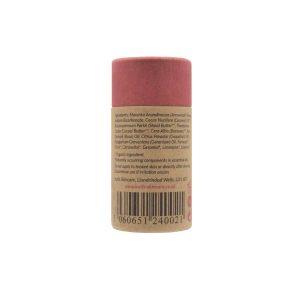 Desodorante natural en barra de uva y rosa con bicarbonato