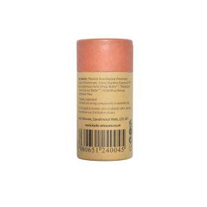 Desodorante vegano puro natural en barra de con bicarbonato