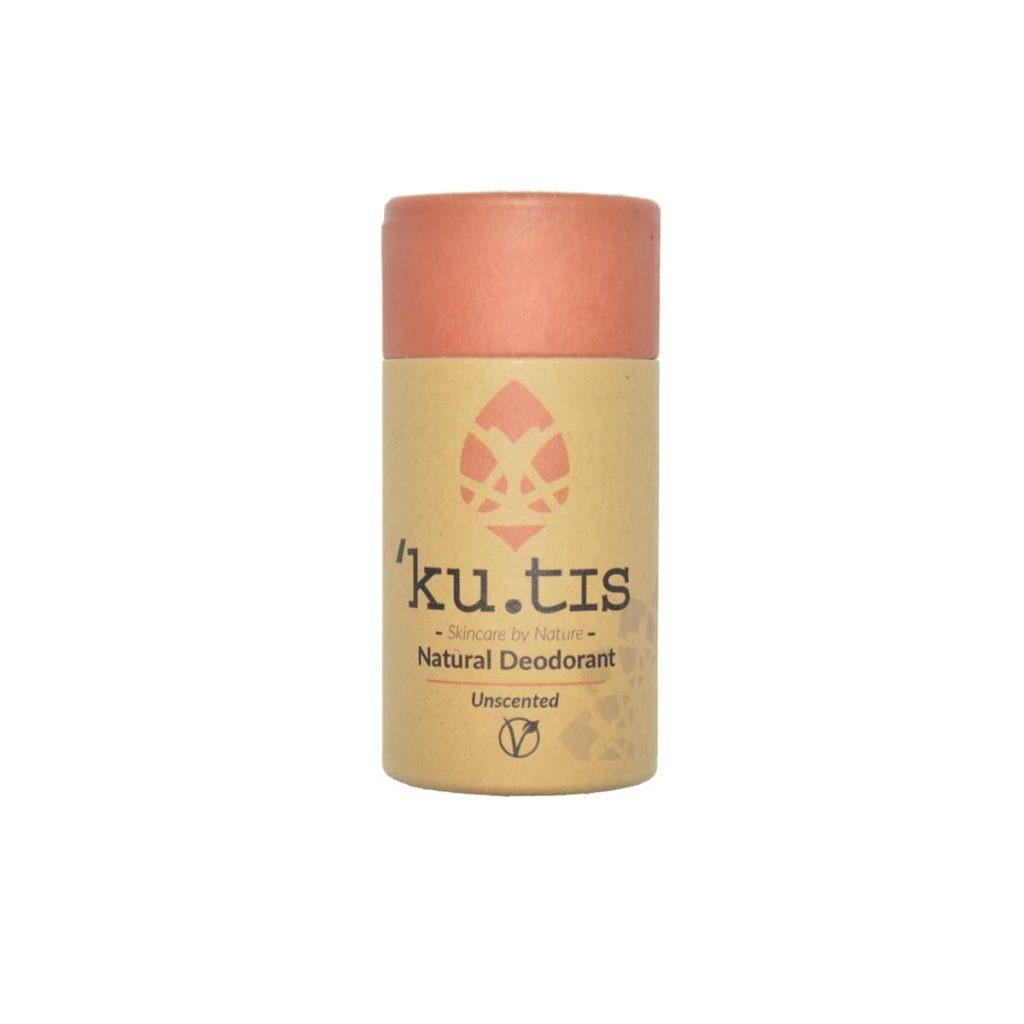 Desodorante vegano puro en barra natural sin aluminio