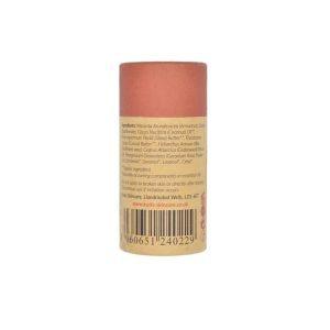 Desodorante en barra de cedro y rosa