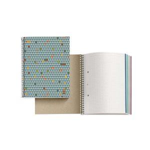 cuaderno papel reciclado a5