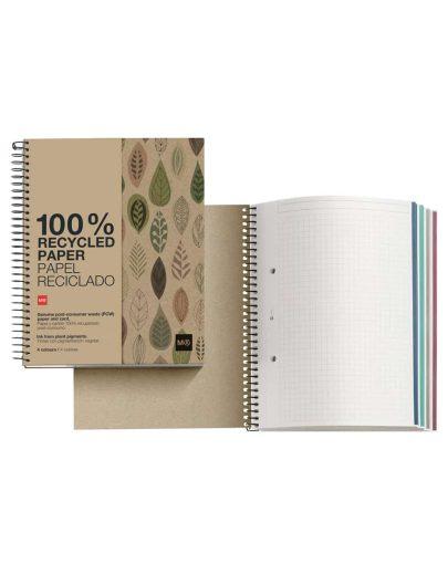 libretas bonitas y sostenibles