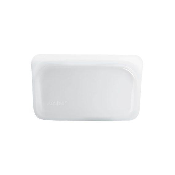 Bolsa de silicona platino hermética transparente pequeña
