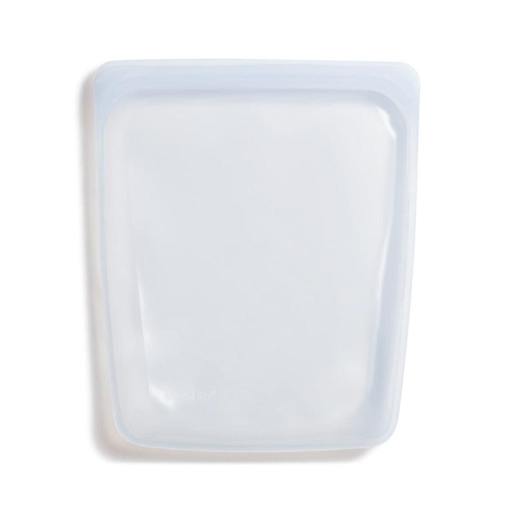 Bolsa de silicona platino hermética transparente grande