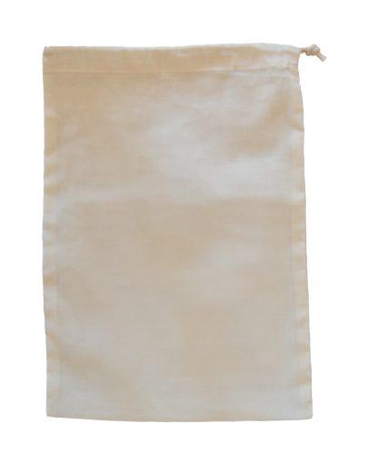 Bolsa de algodón orgánico M