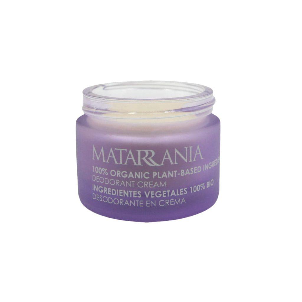 desodorante en crema para pieles sensibles