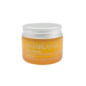 Crema hidratante facial piel mixta ecológica