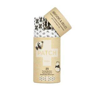 Tiritas Biodegradables Bambú con Aceite de Coco