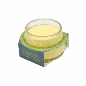 Crema hidratante y nutritiva para el rostro