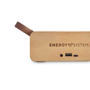 Altavoz de madera energy sistem