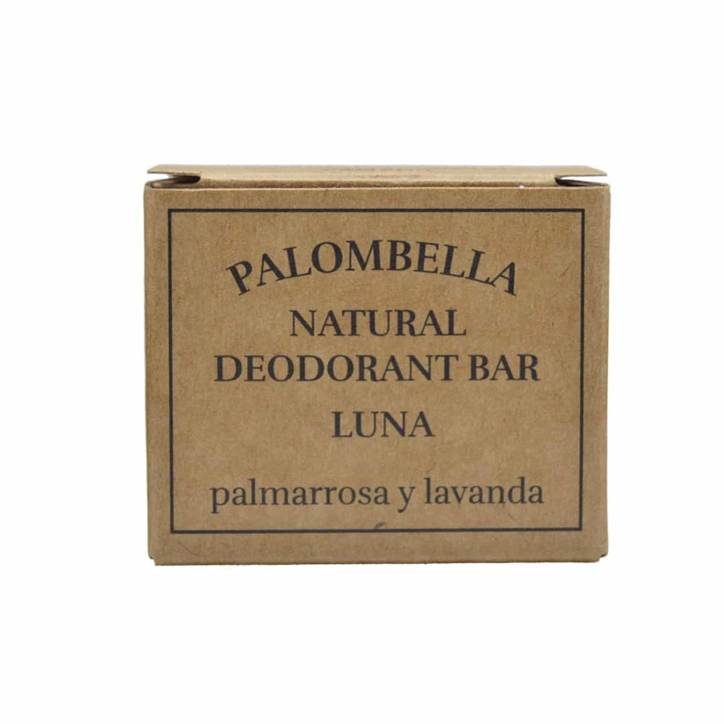 Desodorante sin bicarbonato