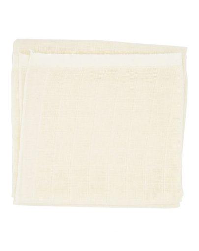 Gasa absorbente de algodón orgánico multiusos