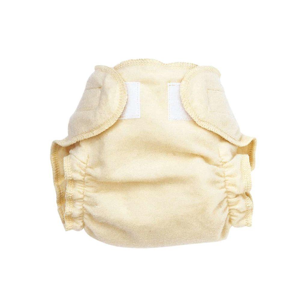 Pañal de tela de algodón orgánico 6-12 meses