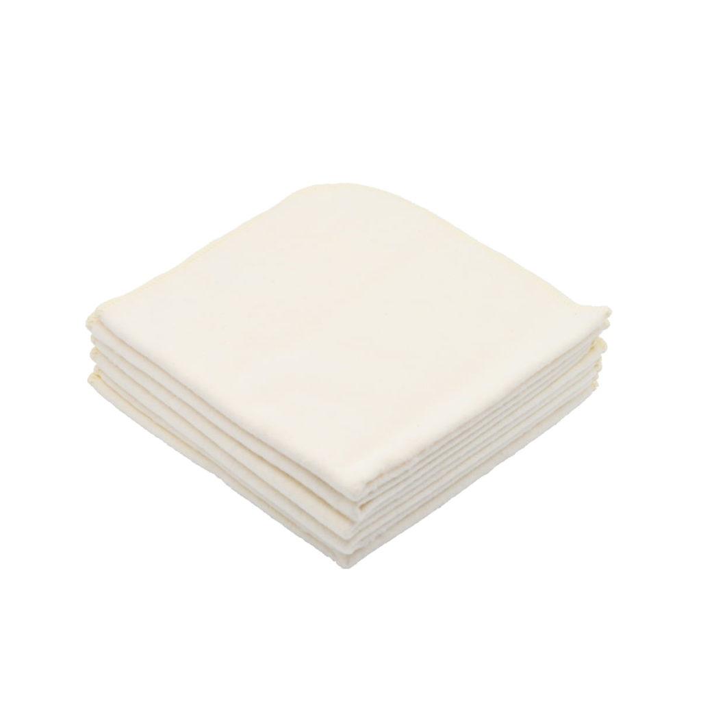 forro absorbente para pañal