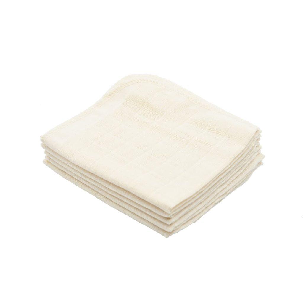 toallita reutilizable para bebé