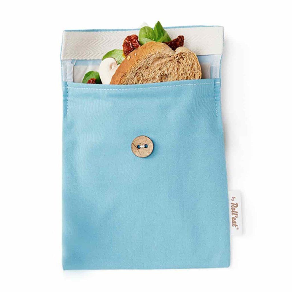 porta alimentos reutilizable