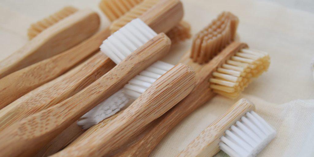 Cepillos dientes biodegradables