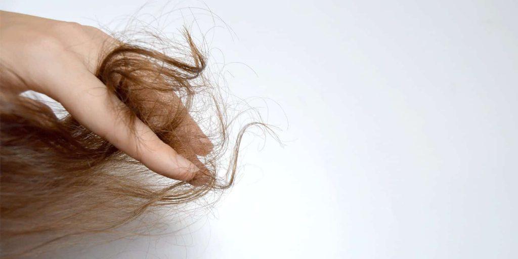 Cortarse las puntas del pelo