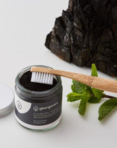 Polvo dental de Carbón Activado 60ml detalle – Cero Residuo