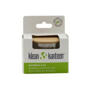 Tapón de bambú en caja (botellas Reflect Klean Kanteen)