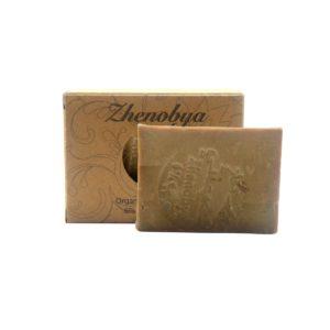 Jabón de Alepo 6% caja y jabón Cero Residuo