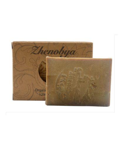 Jabón de Alepo 12% caja y jabón Cero Residuo