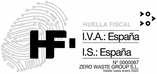 Certificado de Huella Fiscal Española