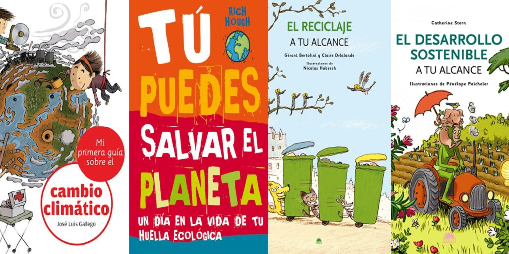 Libros Educativos Zero Waste