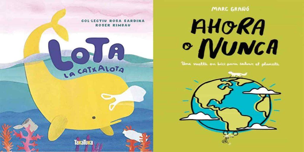 Libros infantiles medio ambiente