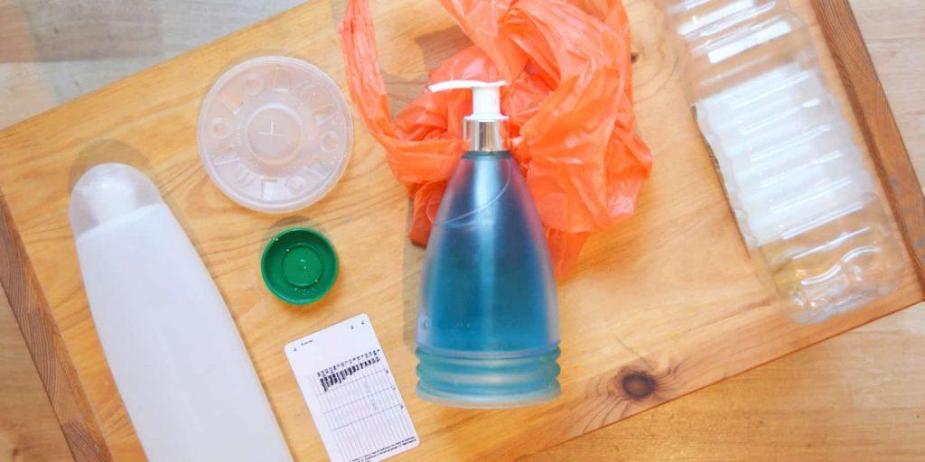 Portada Aprende reconocer 7 tipos plástico más utilizados