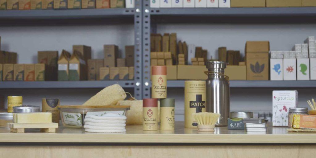 Selección productos Residuo Cero